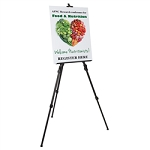 Jumbo Adjustable Literature Display Easel