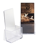 Gibson Holders 4 x 9 Acrylic Counter Top Brochure Holder