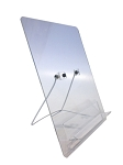 Wire Easels for Countertop  Books  DVDs Plates Adjustable