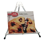 School & Sign Multipurpose Folding Table Easel