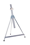 Clamp Top Table Easel Featuring a 21 Extension Bar and Sturdy Canvas Clamp