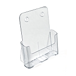 Letter Size Brochure Holder for Counter or Wall Two Units