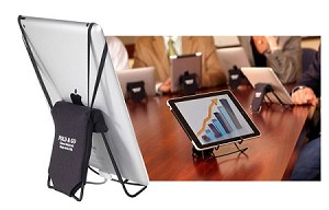 Fold and Go E-Reader Display Stand -